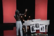 Watch Blood Orange&#8217;s Expressive, Powerful <em>Conan</em> Performance