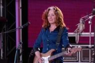 Watch Bonnie Raitt Cover INXS On <em>Kimmel</em>