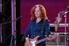 Bonnie Raitt on Kimmel