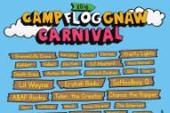 Camp Flog Gnaw Lineup 2016