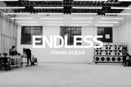 Frank Ocean Releases Visual Album <em>Endless</em>