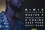 "Usher – ""No Limit (G-Mix)"" (Feat. Master P, Travis Scott, 2 Chainz, Gucci Mane, & A$AP Ferg)"