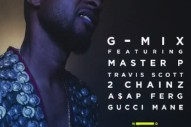 "Usher – ""No Limit (G-Mix)"" (Feat. Master P, Travis Scott, 2 Chainz, Gucci Mane, & A$AP Ferg)"