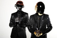 Daft Punk Reportedly Recording With The Weeknd
