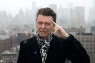 David Bowie, Radiohead, ANOHNI Nominated For 2016 Mercury Prize