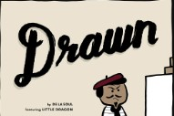 "De La Soul – ""Drawn"" (Feat. Little Dragon)"