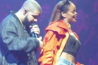 Watch Drake Perform With Rihanna At OVO Fest