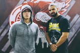 """Watch Drake Bring Out """"The Greatest Rapper To Ever Touch A Microphone"""" Eminem In Detroit"""