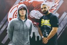 Eminem and Drake