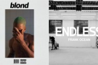 Will Frank Ocean&#8217;s <em>Blonde</em> Switcheroo Get Him Sued By Universal?