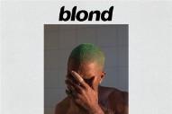 Frank Ocean <em>Blonde</em> Comment Party
