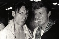 Iggy Pop Reminisces About His Favorite David Bowie Songs On BBC Radio 6