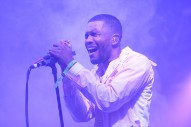 Frank Ocean&#8217;s <em>Blonde</em> Projected To Debut At #1, <em>Endless</em> Ineligible For Billboard Chart