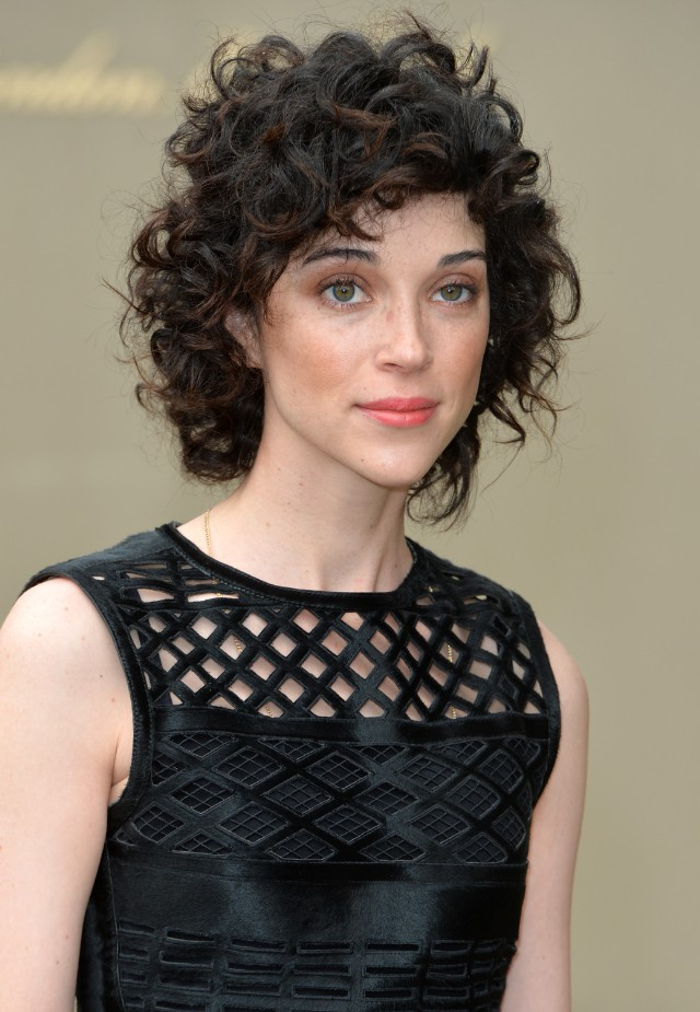 how tall is st vincent