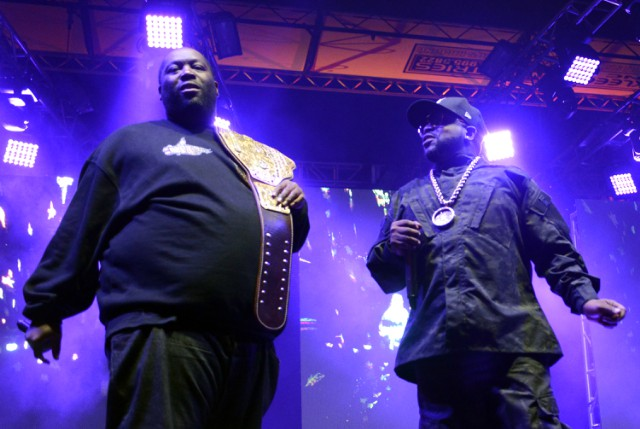 Killer Mike and Big Boi