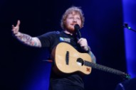 Now Ed Sheeran's Getting Sued For Ripping Off Marvin Gaye