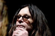 "Ozzy Osbourne To Litigious ""Crazy Train"" Co-Writer: Why Are You So Obsessed With Me?"