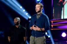 Justin Timberlake and Kobe Bryant