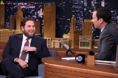 Jonah Hill and Jimmy Fallon