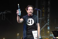 Pearl Jam Bring Aerosmith Cover, Red Sox Players To Fenway Park Concert