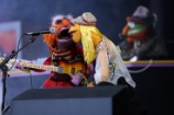 Watch Muppet Band Dr. Teeth & The Electric Mayhem Play Their First Festival At Outside Lands