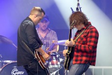 Watch Ryan Adams & Jason Isbell Join Each Other's Sets At Outside Lands