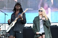 Watch Blood Orange Bring Out Sky Ferreira At FYF Fest