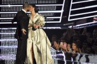 Watch Drake Present The Video Vanguard Award To Rihanna At The VMAs