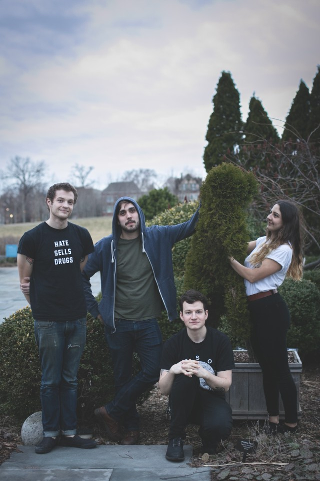 Band To Watch: Slow Mass