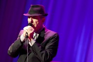 Leonard Cohen Announces New Album <em>You Want It Darker</em>
