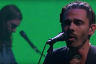 Watch Local Natives Play &#8220;Past Lives&#8221; On <em>James Corden</em>