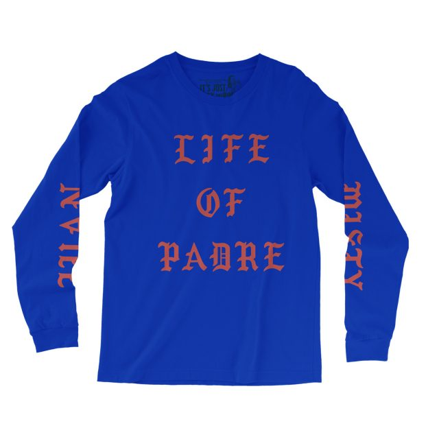 Father John Misty Unveils Kanye-Inspired Life Of Padre Merch