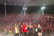 """Watch Prophets Of Rage Cover """"Kick Out the Jams"""" With Dave Grohl In Toronto"""