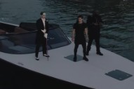 "Skrillex & Rick Ross – ""Purple Lamborghini"" Video (Feat. Jared Leto)"
