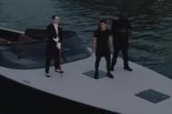 "Skrillex & Rick Ross – ""Purple Lamborghini"" Video (Feat. Jared Leto)"