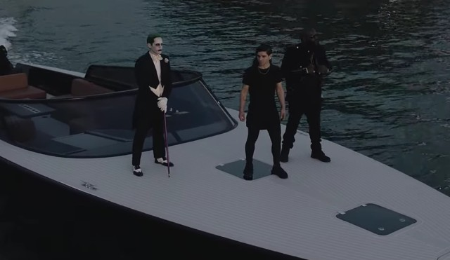 Skrillex Rick Ross Purple Lamborghini Video Feat Jared Leto