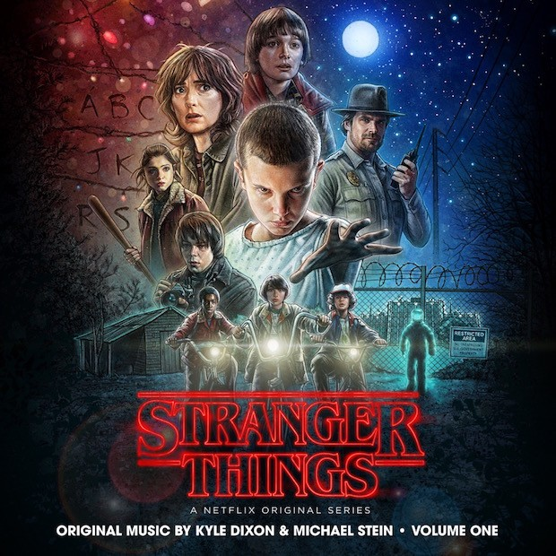 <em>Stranger Things</em> Soundtrack Out Friday, Steve's Psych-Rock Album Out Now