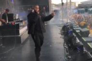 Watch Drake's Surprise Performance At Mad Decent Block Party In Brooklyn