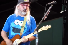 Watch Dinosaur Jr.'s J Mascis Shred With Pearl Jam In Boston
