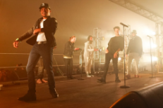 Watch Chance The Rapper & Justin Vernon Join Frances And The Lights At Eaux Claires