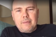 Billy Corgan Reconciles With D'arcy, Discusses Smashing Pumpkins Reunion Rumors