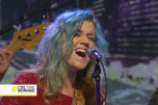 Watch Lydia Loveless Perform On <em>CBS This Morning</em>