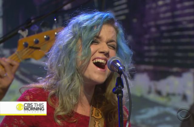 Watch Lydia Loveless Perform On CBS This Morning
