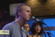 Watch Pinegrove Play 3 Songs On <em>CBS This Morning</em>