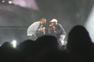Watch Kendrick Lamar Bring Out Isaiah Rashad At FYF Fest