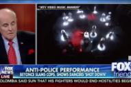 Rudy Giuliani Criticizes Beyoncé's VMAs Performance