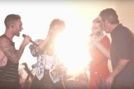 Watch Miley Cyrus, Alicia Keys, Adam Levine, & Blake Shelton's Overblown Aerosmith Cover