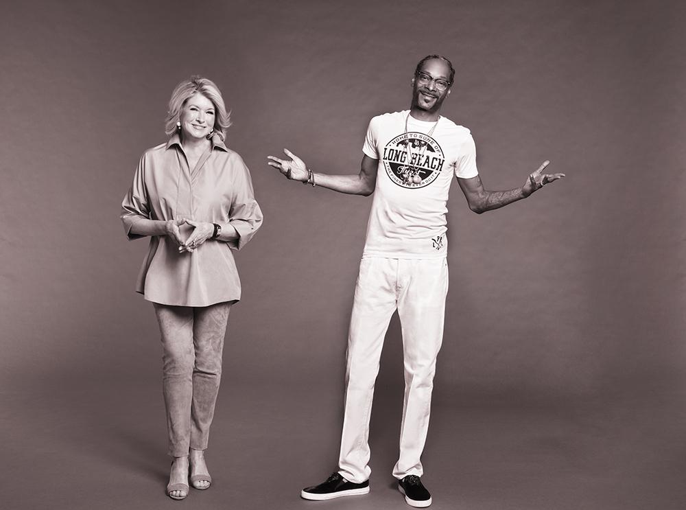 Snoop Dogg & Martha Stewart Are Getting Their Own TV Show