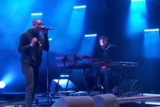 Vince Staples and James Blake