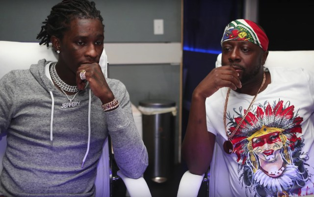 Young Thug and Wyclef